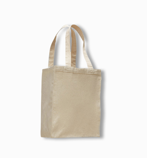 Custom Extra Heavy Duty Canvas Tote Bag