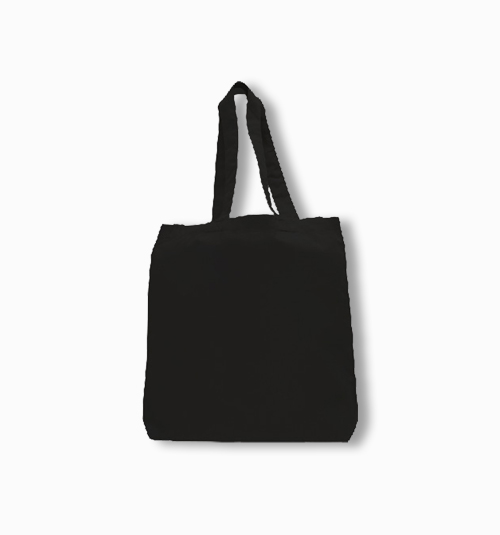 Custom Gusset Jumbo Canvas Tote Bag