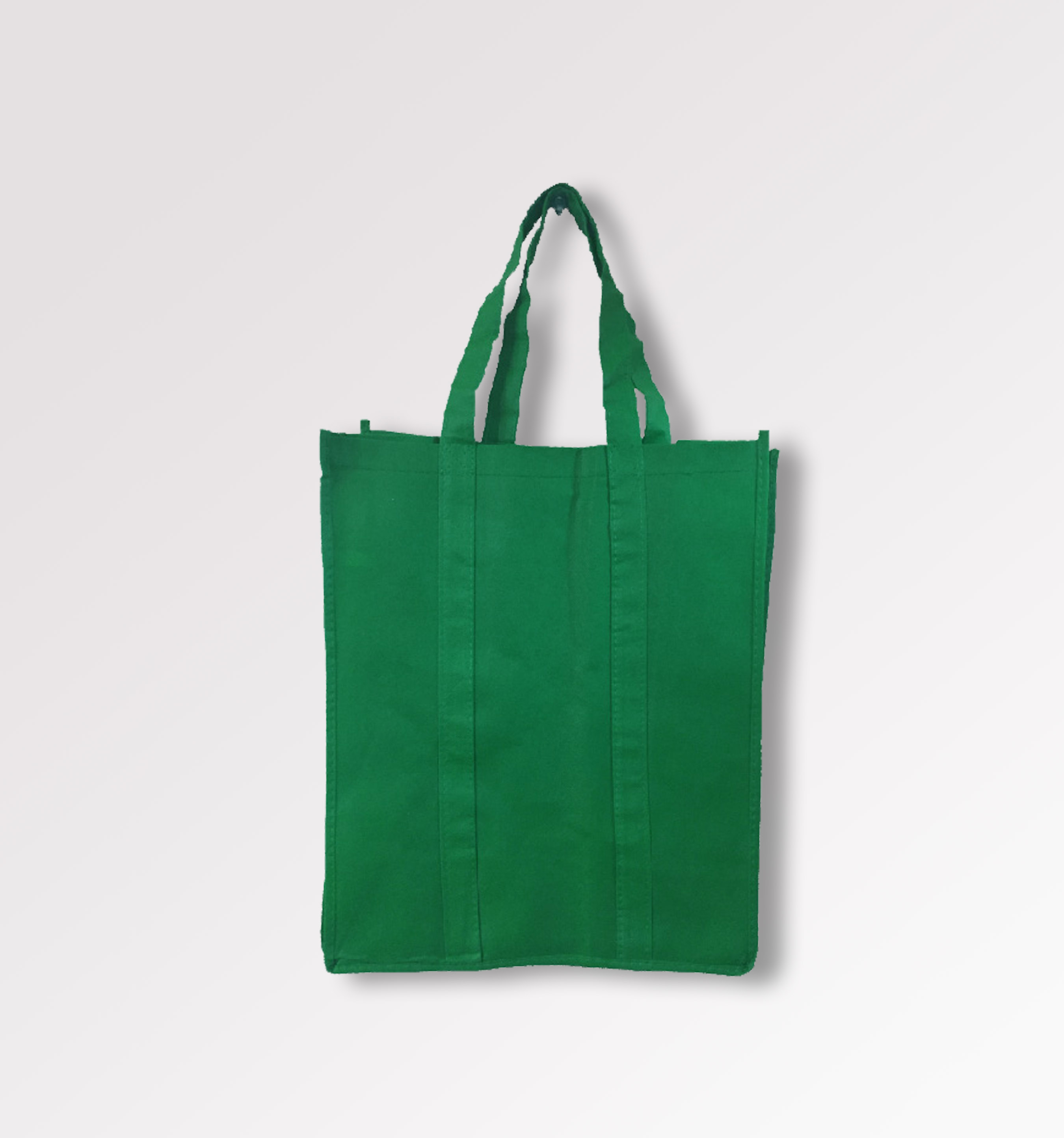 Custom Gusset Non woven Tote Bag