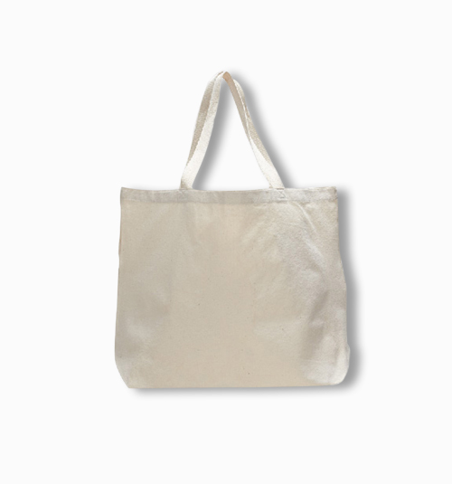 Custom Jumbo Canvas Tote Bags