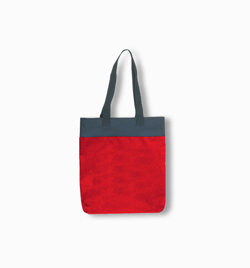 Custom Poly Shopping Tote Bag