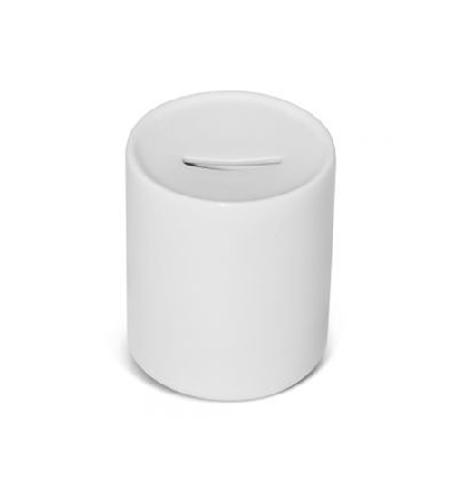 Money Box-White