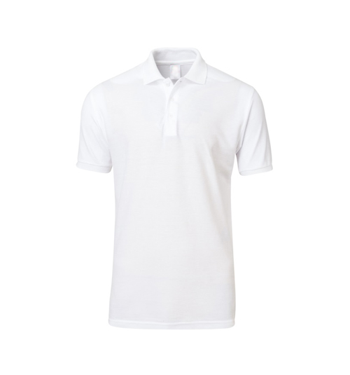 Promotional Cotton Men's  Polo Neck T-shirt