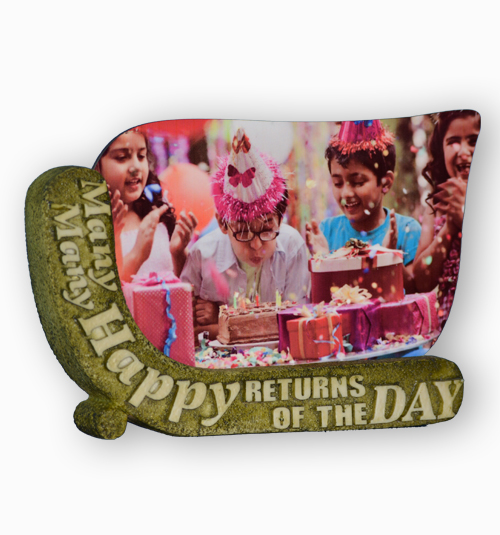 Photo Frame-Happy Returns of the Day